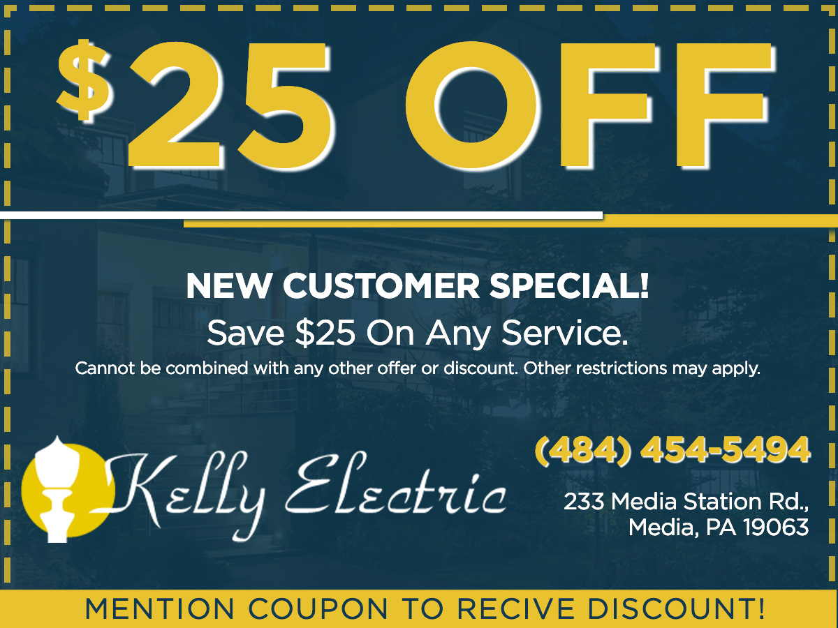 Kelly Electric provides affordable service with satisfaction guaranteed